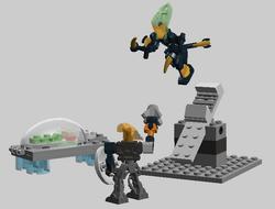 Scarox ambush(custom)