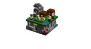 Minecraft Village (Zero's MoC comp.)