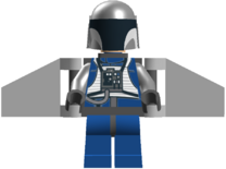 Jetpack Mandalorian