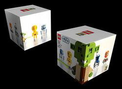 LEGO Star Wars Cube Dudes Box