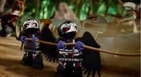 LoC 101 Ravens Pulling