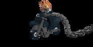Legoman rider