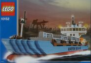 10152 Maersk Line Container Ship