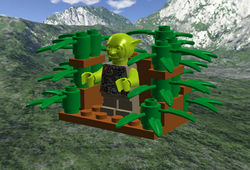 Goblin hideout