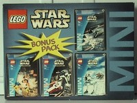 Star Wars mini value pack