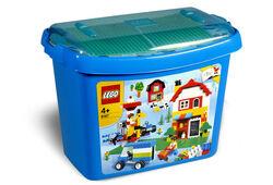 6167 deluxe brick box brickipedia fandom powered by wikia - Boite de rangement pour lego ...