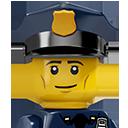Policeman token