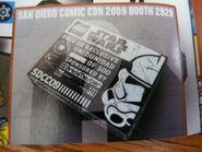 SDCC Brickmaster 2009 2