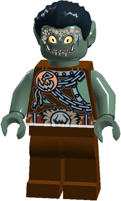 Last Hero Orc
