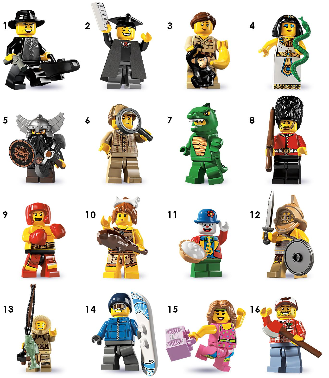 image lego series 5 minifigures jpg brickipedia fandom powered by wikia. Black Bedroom Furniture Sets. Home Design Ideas