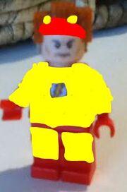 TERRIBLE Kid Flash Custom