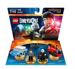 Harry Potter team pack