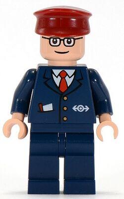 Subway Train Conductor