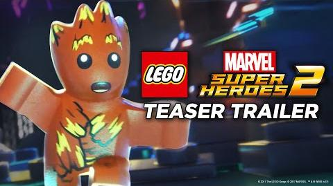 LEGO Marvel Super Heroes 2 Official Teaser Trailer