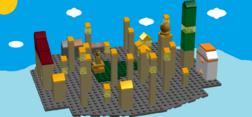Metropolis (in game, promotional)