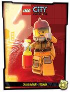 Chase McCain fireman