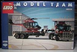 5590 Whirl N' Wheel Super Truck