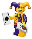 Jester Series 12 LEGO Minifigures