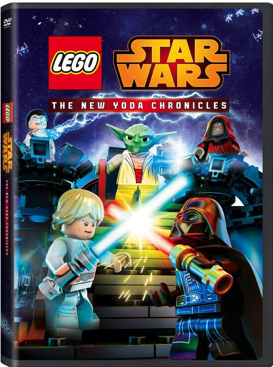 LegoStarWarsTheNewYodaChroniclesDVD