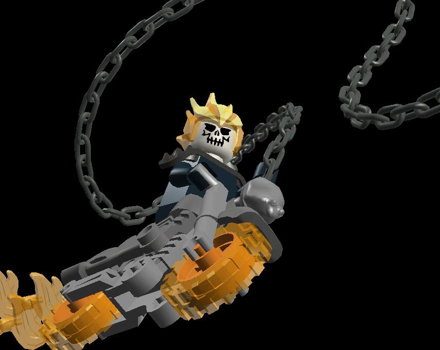 Image - LEGO GHOST RIDER.png | Brickipedia | FANDOM ...
