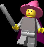 LEGO Mrs Boom