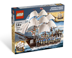 Pirates Imperial Flagship