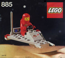 885 Space Scooter