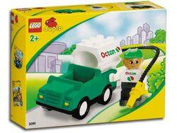 3091-Big Gas Truck