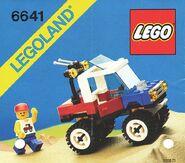 6641 4-Wheelin' Truck