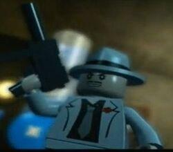 Panama Hat Man