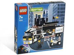7034 Surveillance Truck