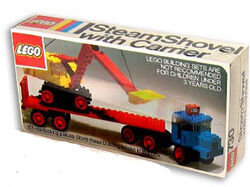 730-Steam Shovel with Carrier box
