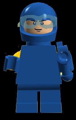 Custom Mega-Man