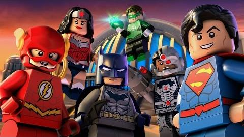 Trailer for LEGO® DC Comics Super Heroes – Justice League Cosmic Clash