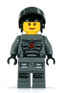 Space Police Officer 3 5974