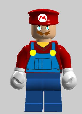 File:Super Mario (Custom).png
