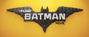 The LEGO Batman Movie Title Card