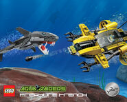 Aqua raiders wallpaper11