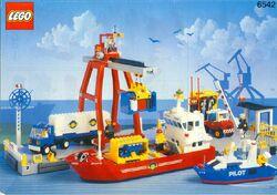 6542 Launch & Load Seaport