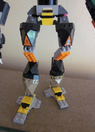 Warbot-legs