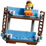 70810 Double decker couch