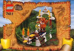 7411 Tygurah's Roar