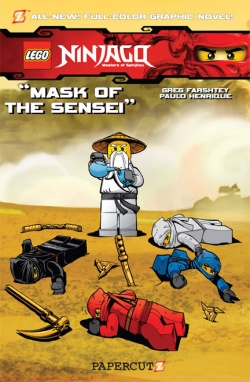 250px-Mask of the Sensei Cover