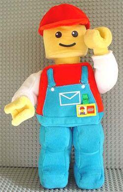 850834 Plush Buddy Figure