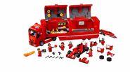 Lego Speed Champions Ferrari F14 Scuderia Truck