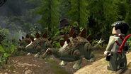 LEGO Jurassic World The Videogame Nick van Owen
