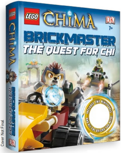 2013 Legends of Chima Brickmaster