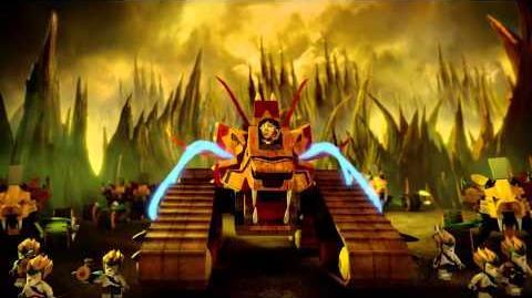 Lego Legends of Chima Trailer 001