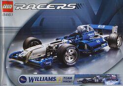 8461 Williams F1