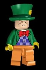 Mad Hatter Lego Batman